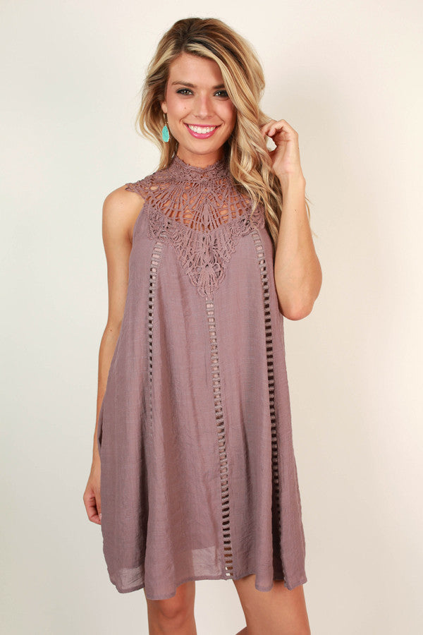 Bliss & Love Shift Dress