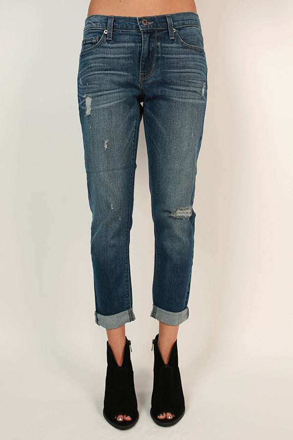 Brooklyn Boyfriend Jean
