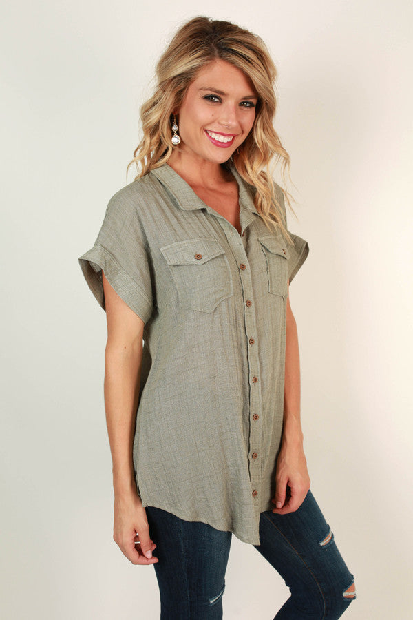 Breezy Babe Tunic