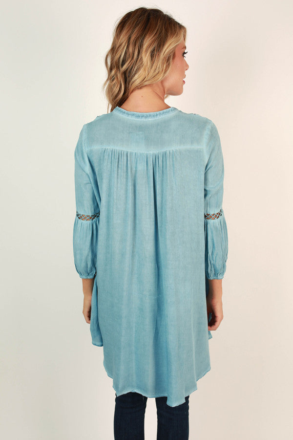 I'm Only Yours Tunic