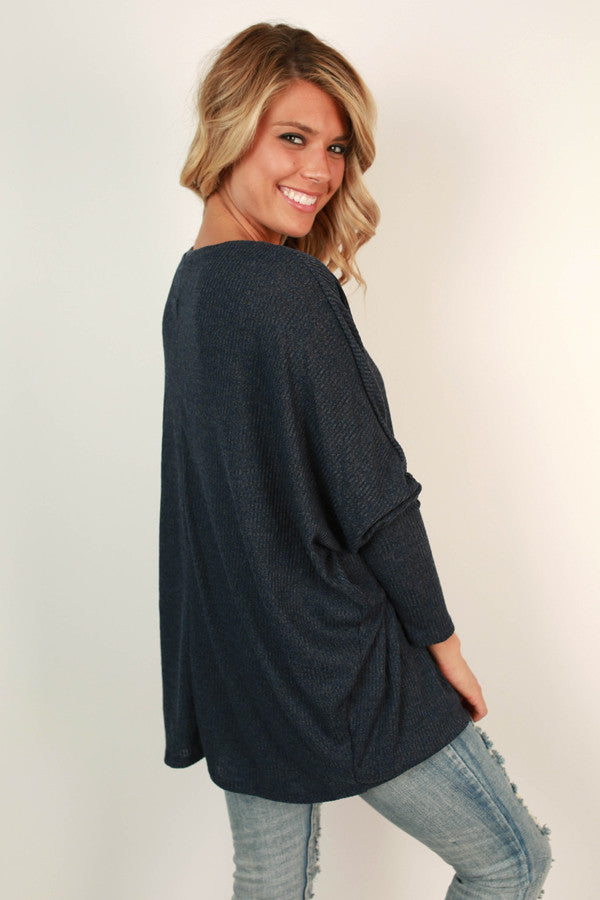 Adventures Ahead Tunic in Riverside
