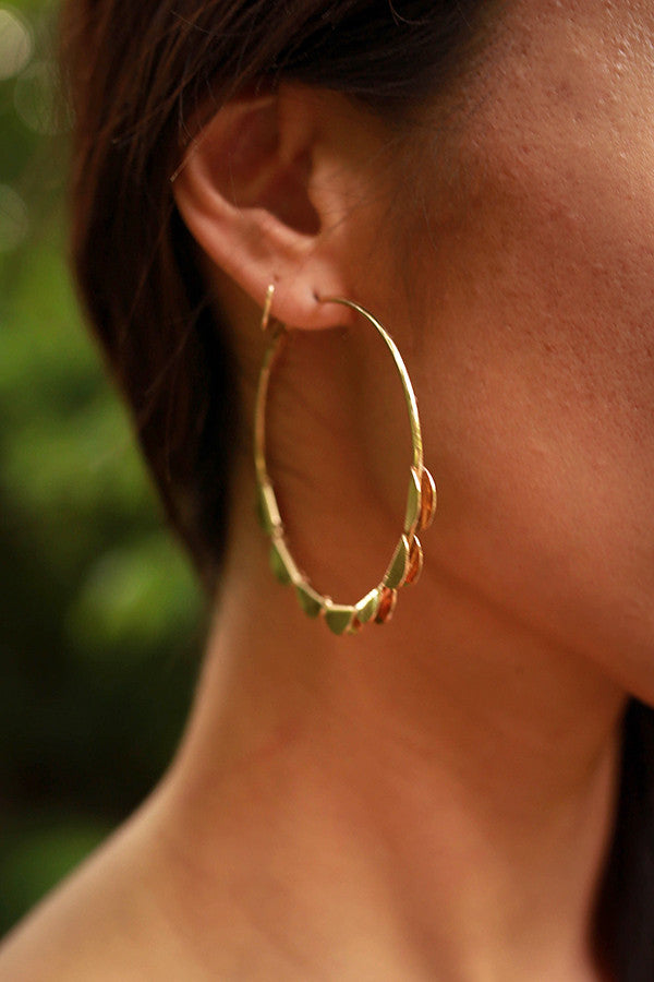 Gold For The Soul Earrings