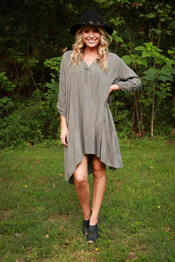 Into The Night Tunic