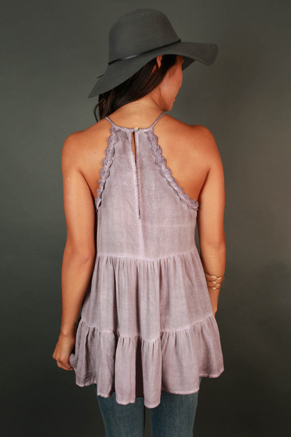 Valley Babe Babydoll Tank