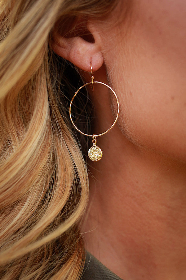 Fall In Love Earrings
