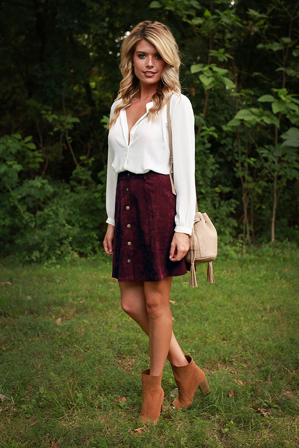 Autumn Rush Skirt