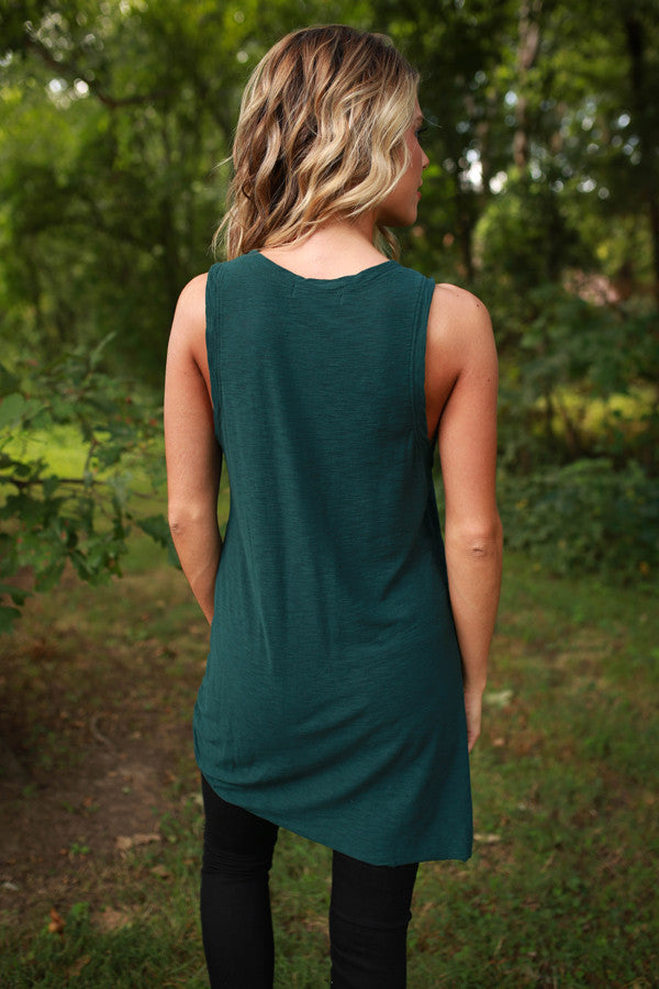 Backstage Passes Tank In Lush Meadow