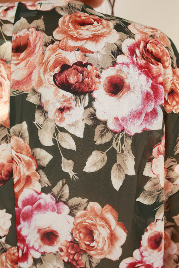 Stealing The Spotlight Floral Overlay