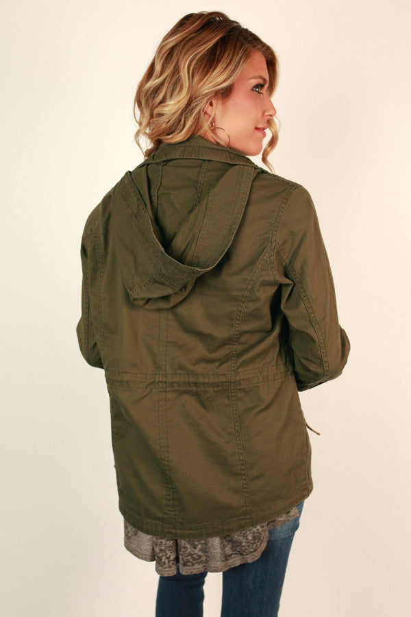 Travel With Me Lightweight Jacket
