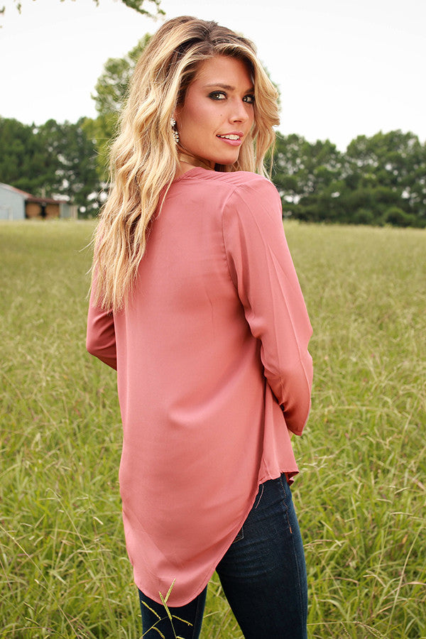 Downtown Darling Top