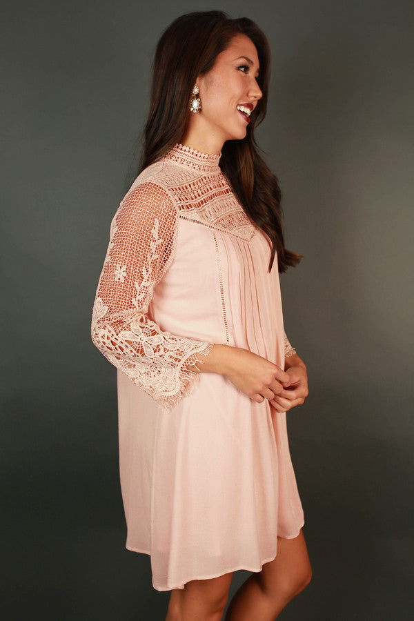 Pursuit Of Happiness Lace Dress