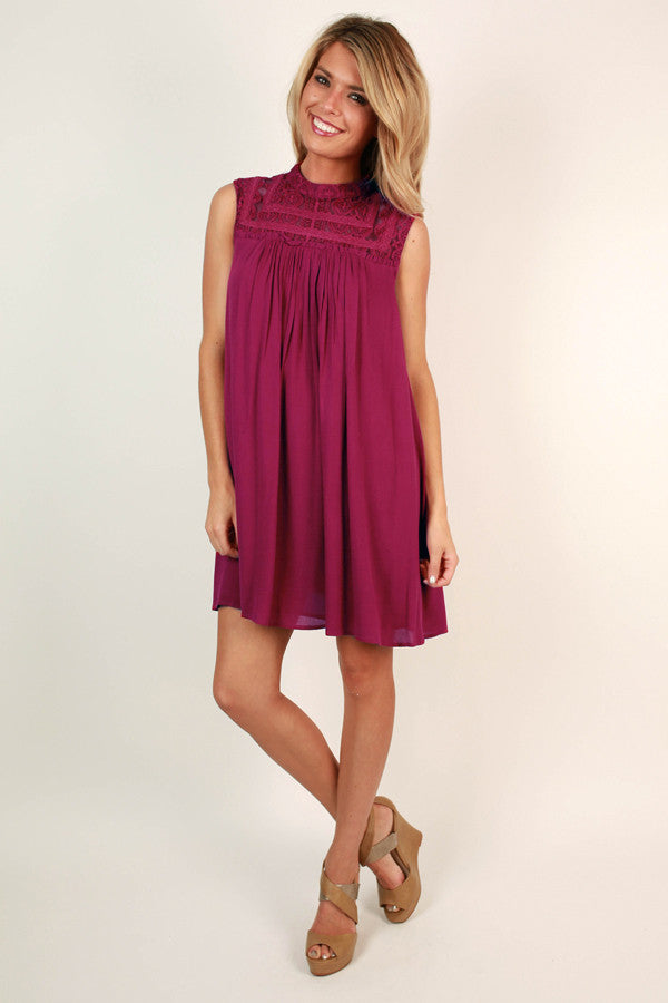 Style Crush Shift Dress