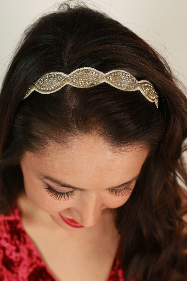 Sugar and Sparkle Headband
