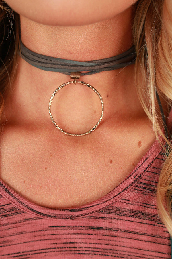 Call It Karma Choker in Fog
