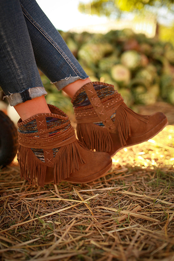 Canyon Dream Bootie