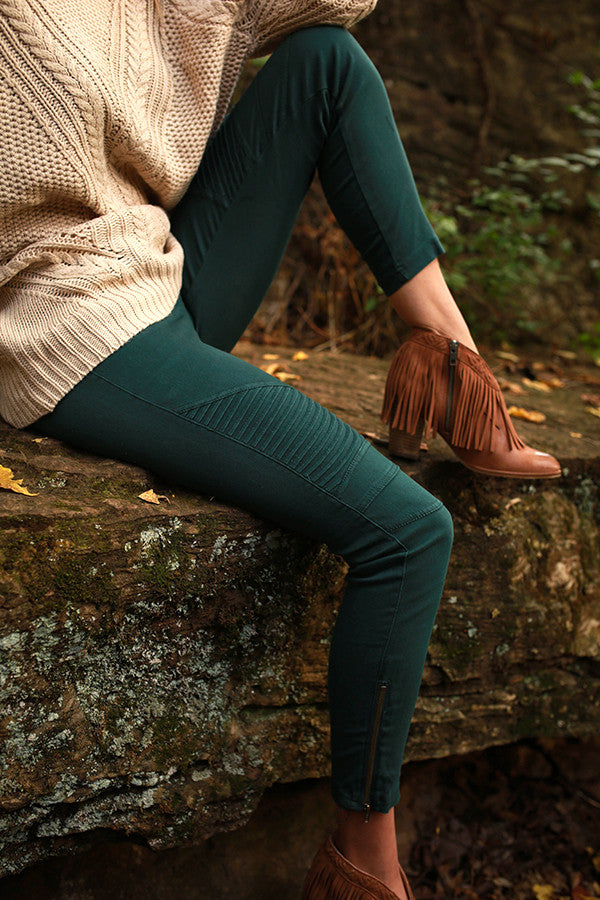 The Tallulah Legging in Lush Meadow