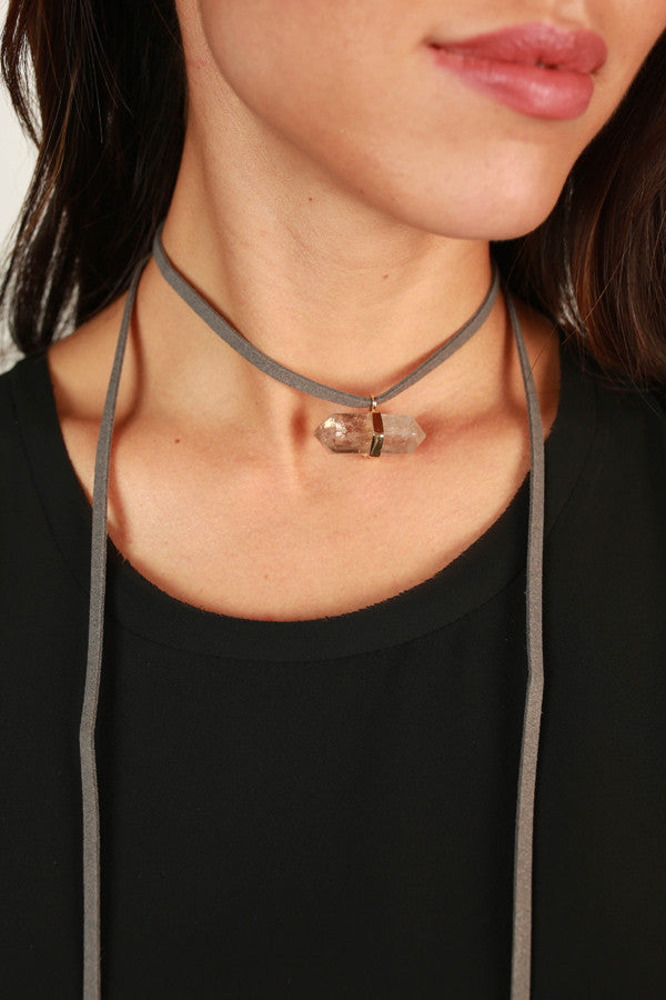 Wrapped In Love Choker