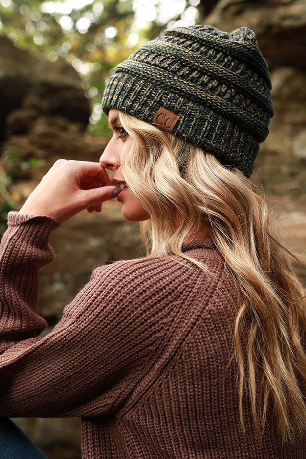 Beanie Beautiful in Sage Blend
