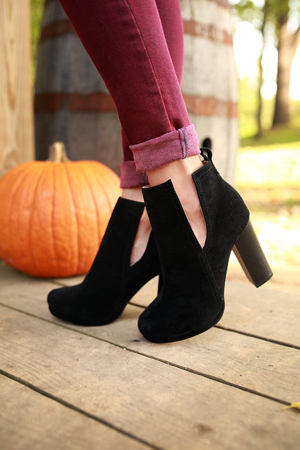 VIP Only Ankle Bootie