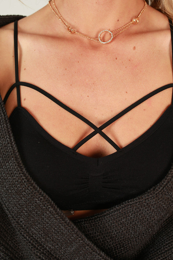 Strap It to Me Seamless Bralette