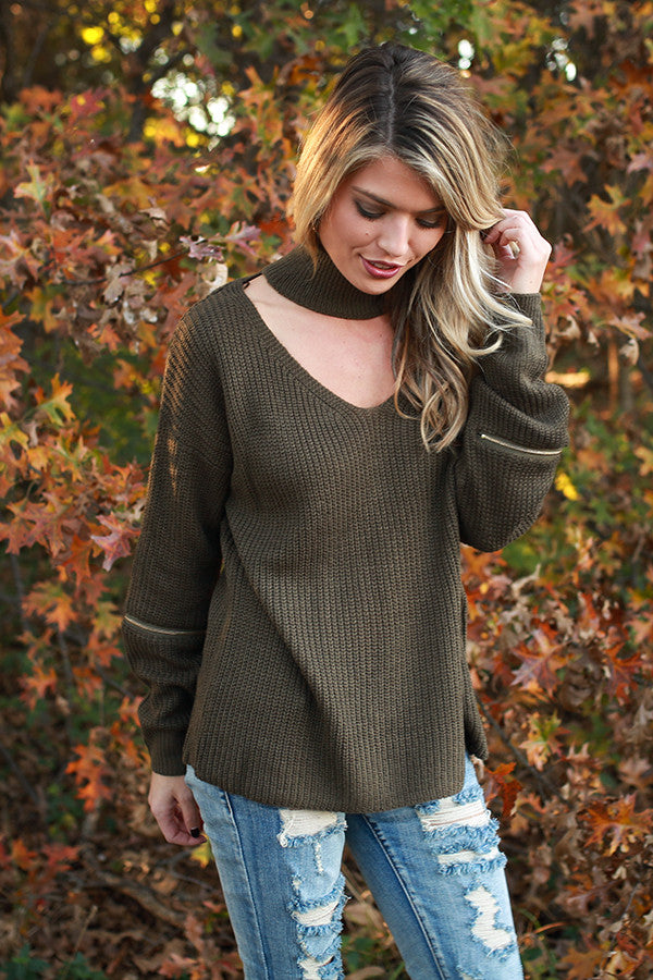 Latte Loving Sweater