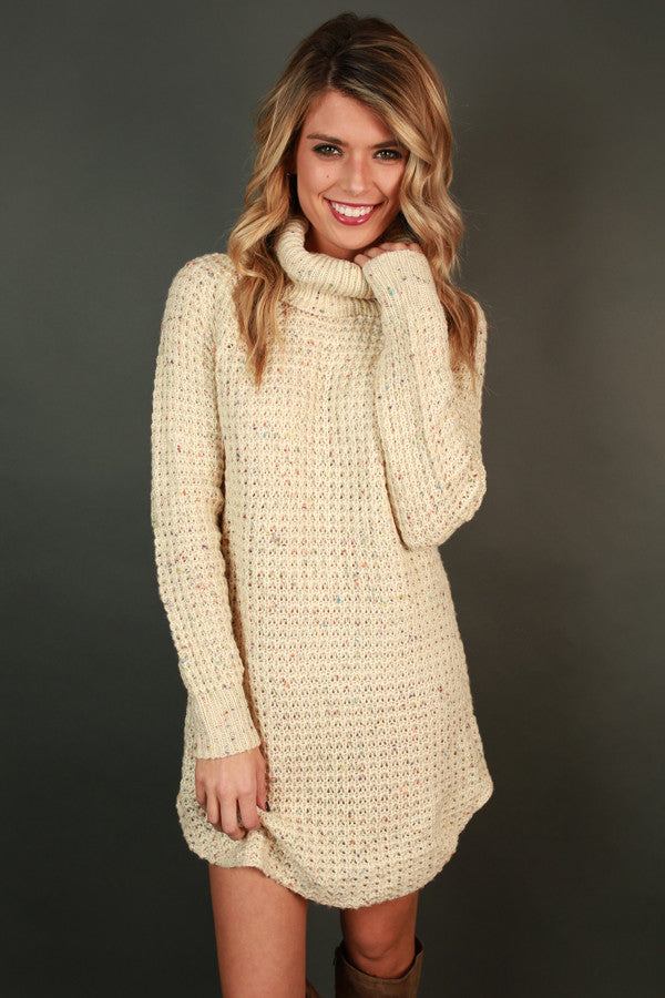 Hit The Slopes Tunic Sweater
