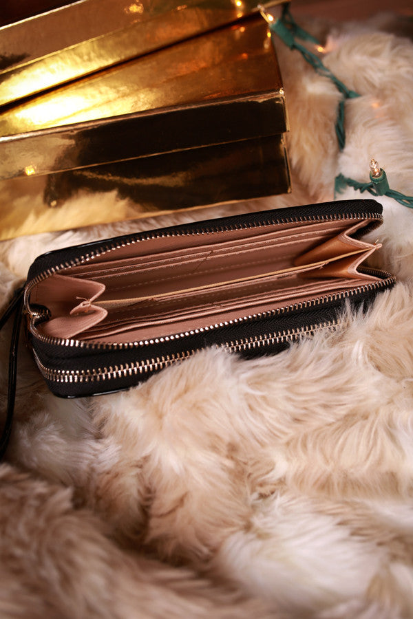 Everyday Must Have Wallet in Black
