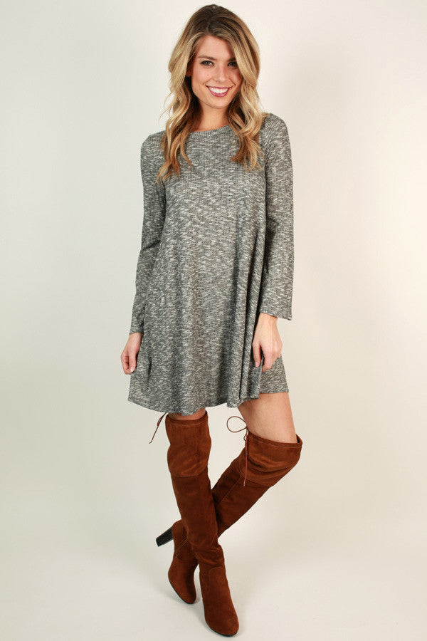 So In Love Shift Dress