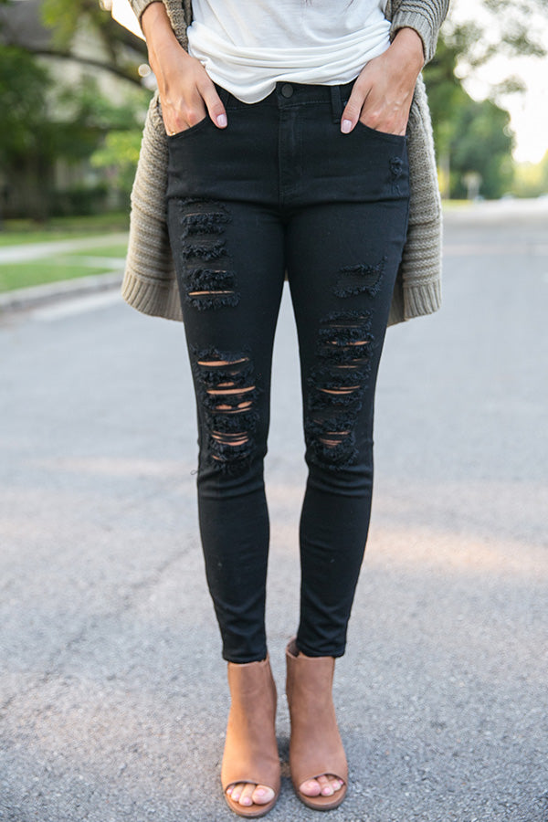 The Legacy Distressed Skinny
