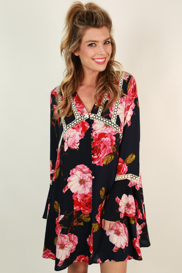 Date Night Darling Dress