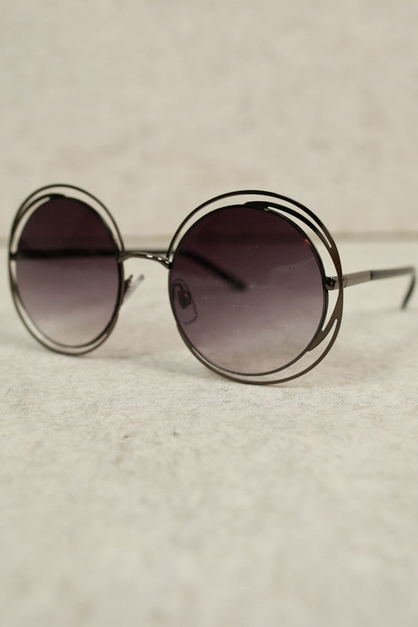 City Chic Shades In Chrome