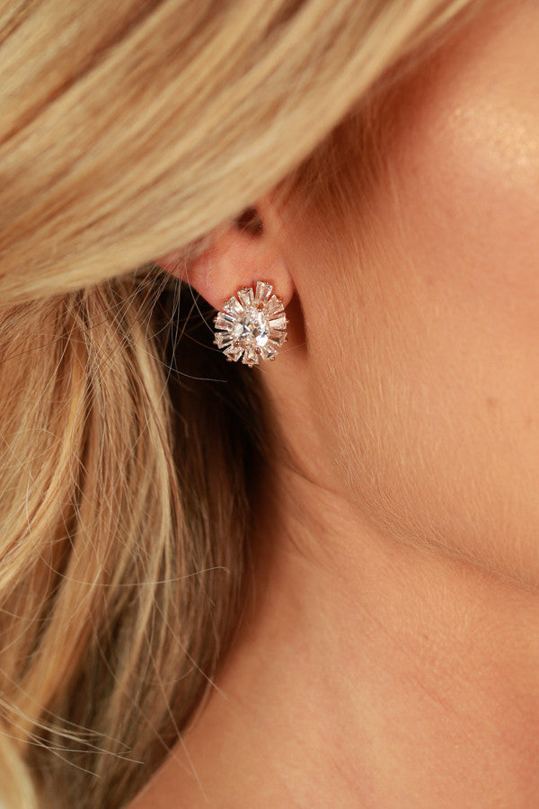 Chic And Charming Earrings