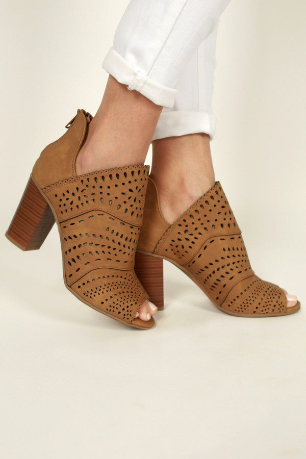 Day Dreamer Bootie