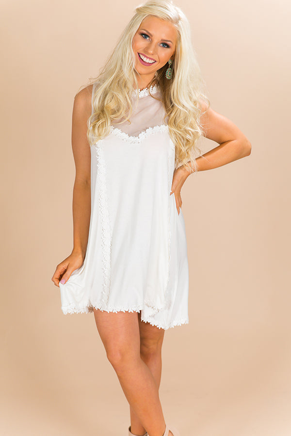 Summer Sweetness Shift Dress