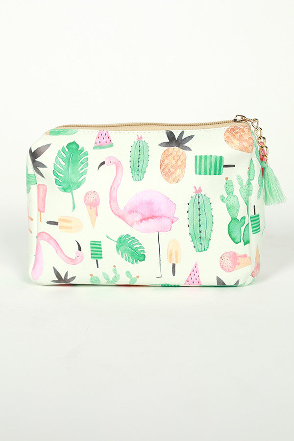 Made With Love Cosmetic Bag