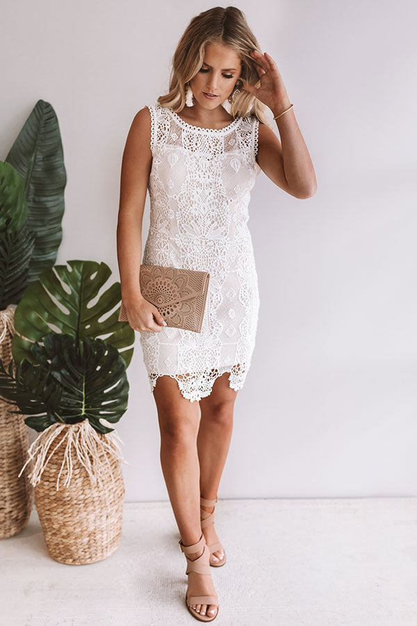 Crochet All Day Dress