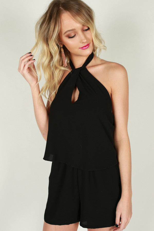 Toast To Tomorrow Romper