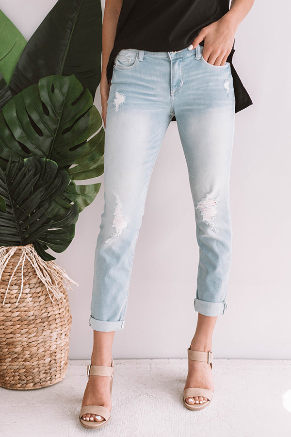 Weekend Ready Boyfriend Jean