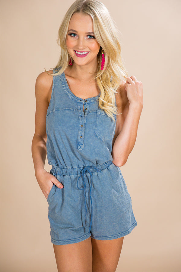 New Thrills Romper