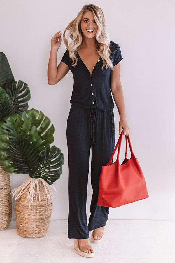 Vibe To This Jumpsuit