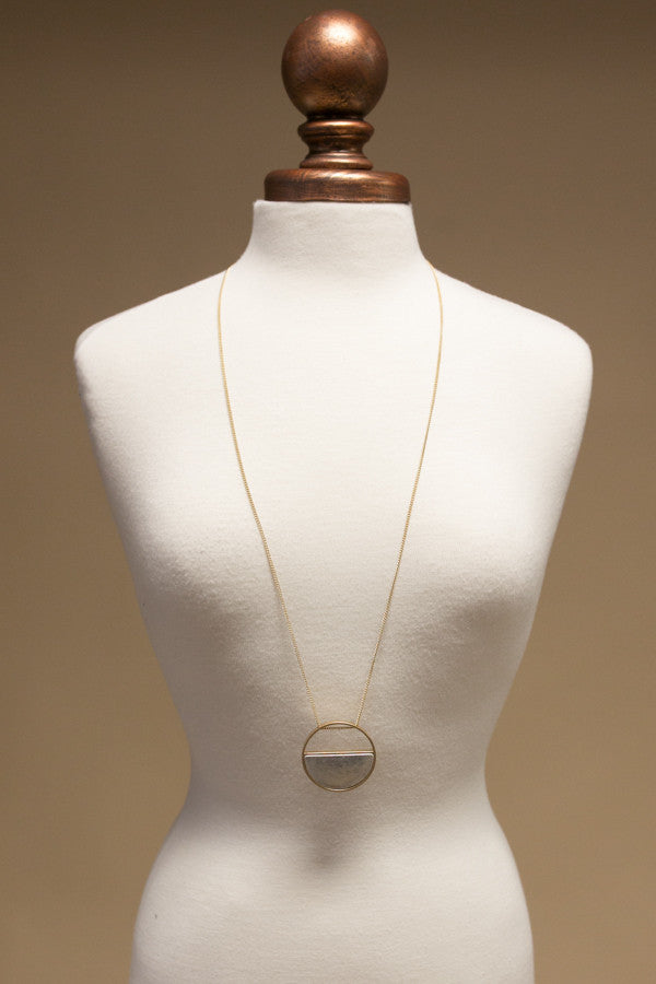 Circle Of Trust Necklace