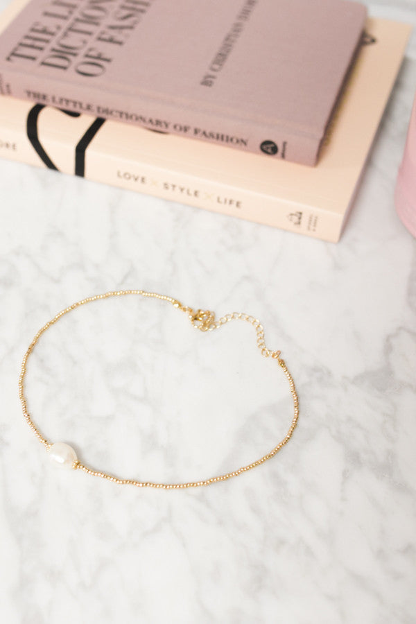 Treasure Me Choker