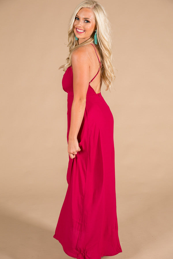 ShowStopper Maxi In Berry