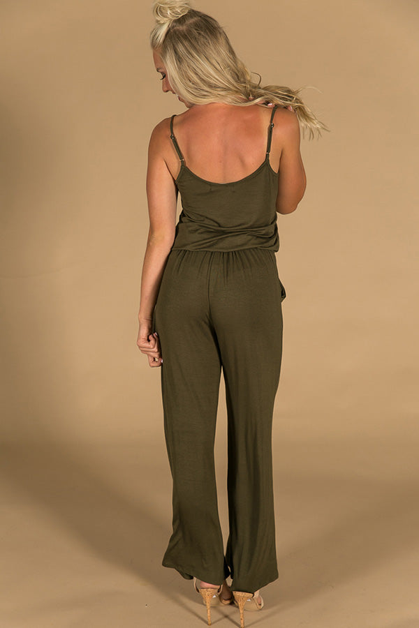 So Lost In Love Jumpsuit