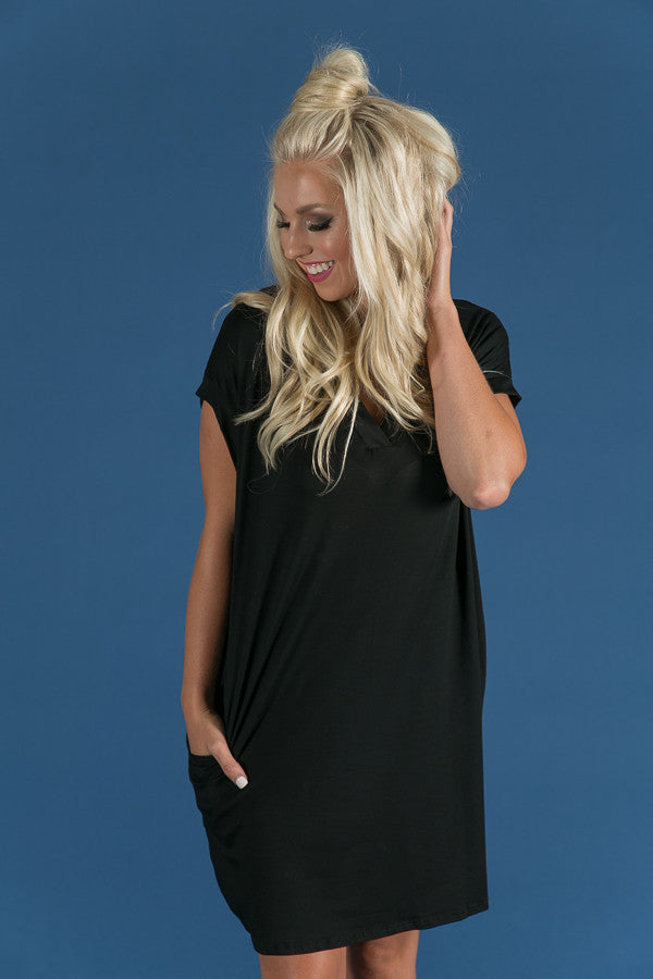 Cover Your Basics Tunic Dress