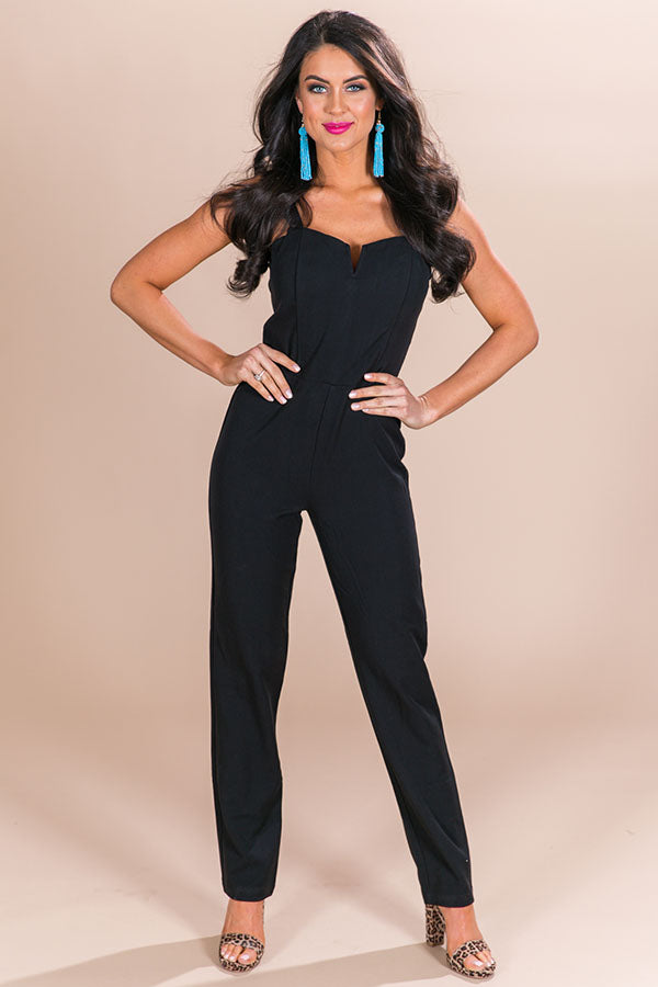 Unforgettable Favorite Jumpsuit