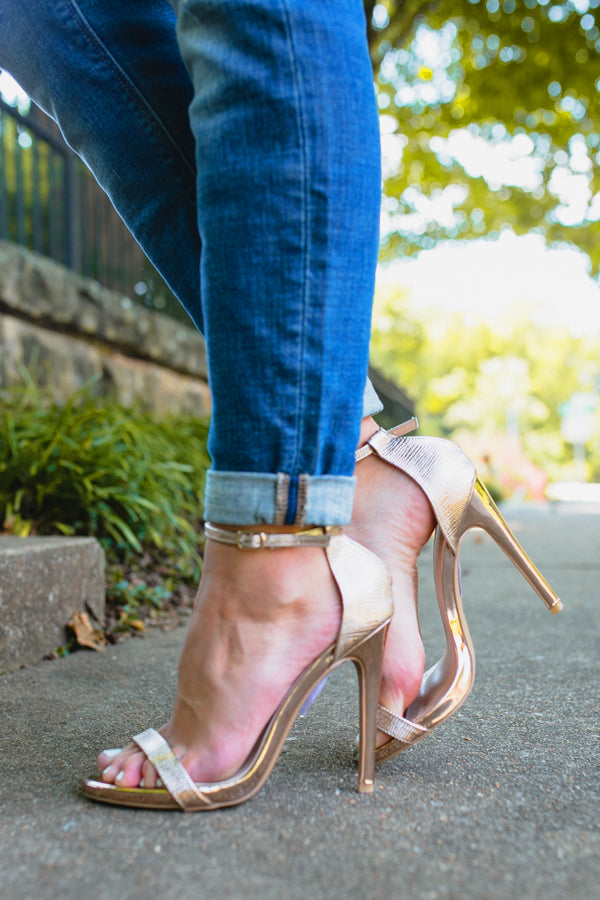 Red Carpet Ready Heel