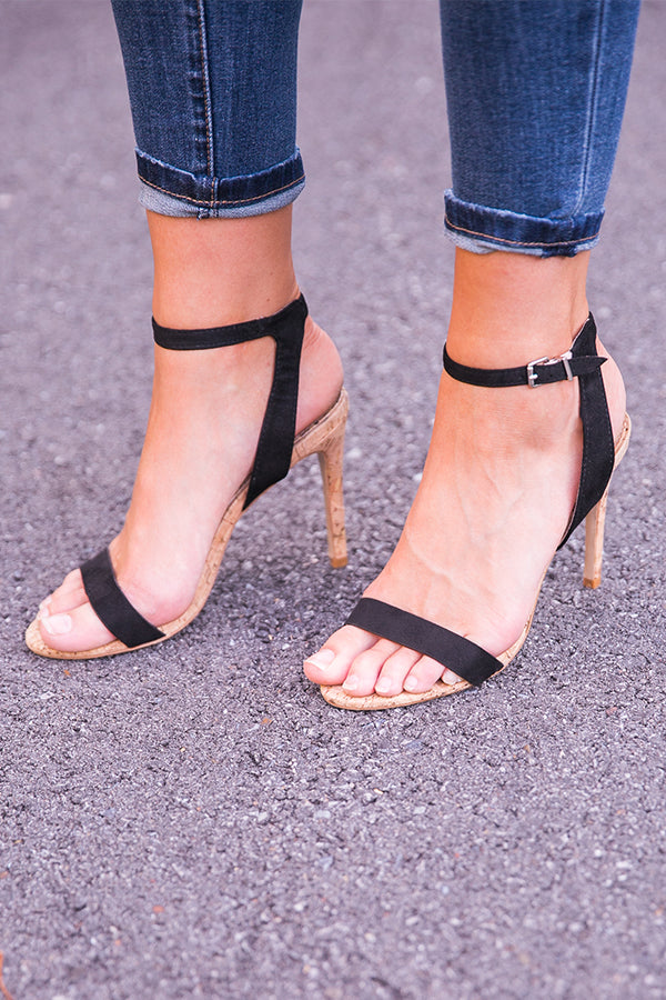 Crush Worthy Heel In Black