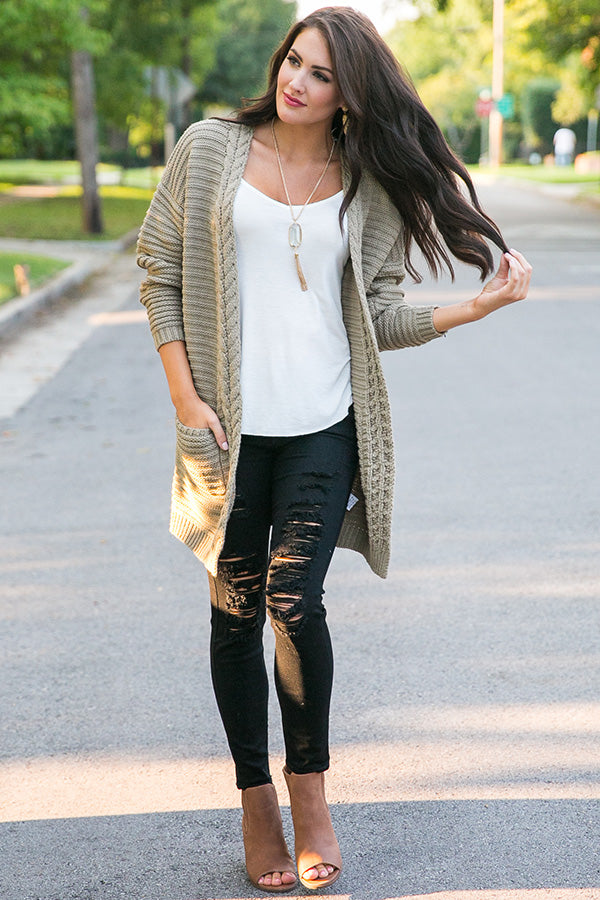 Cozy Cuddles Cardigan