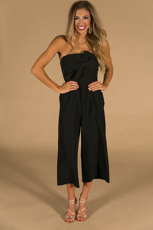 Bows and Kisses Jumpsuit